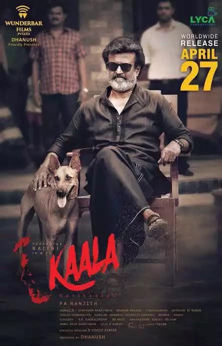 Kaala (2018) BluRay Hindi Dual 480p 720p