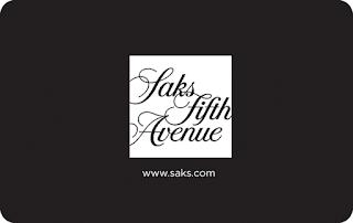 Saks Fifth Avenue eGift Card
