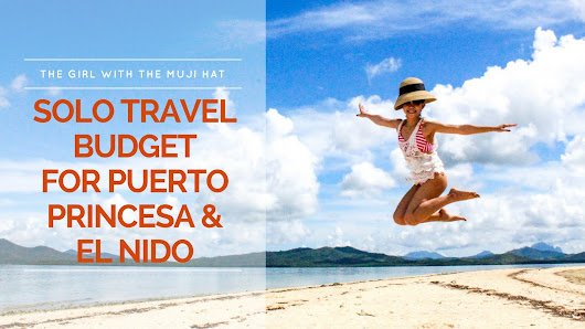Solo Travel Budget for Puerto Princesa and El Nido, Palawan