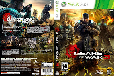 Gears Of War 3 Xbox 360 free download full version