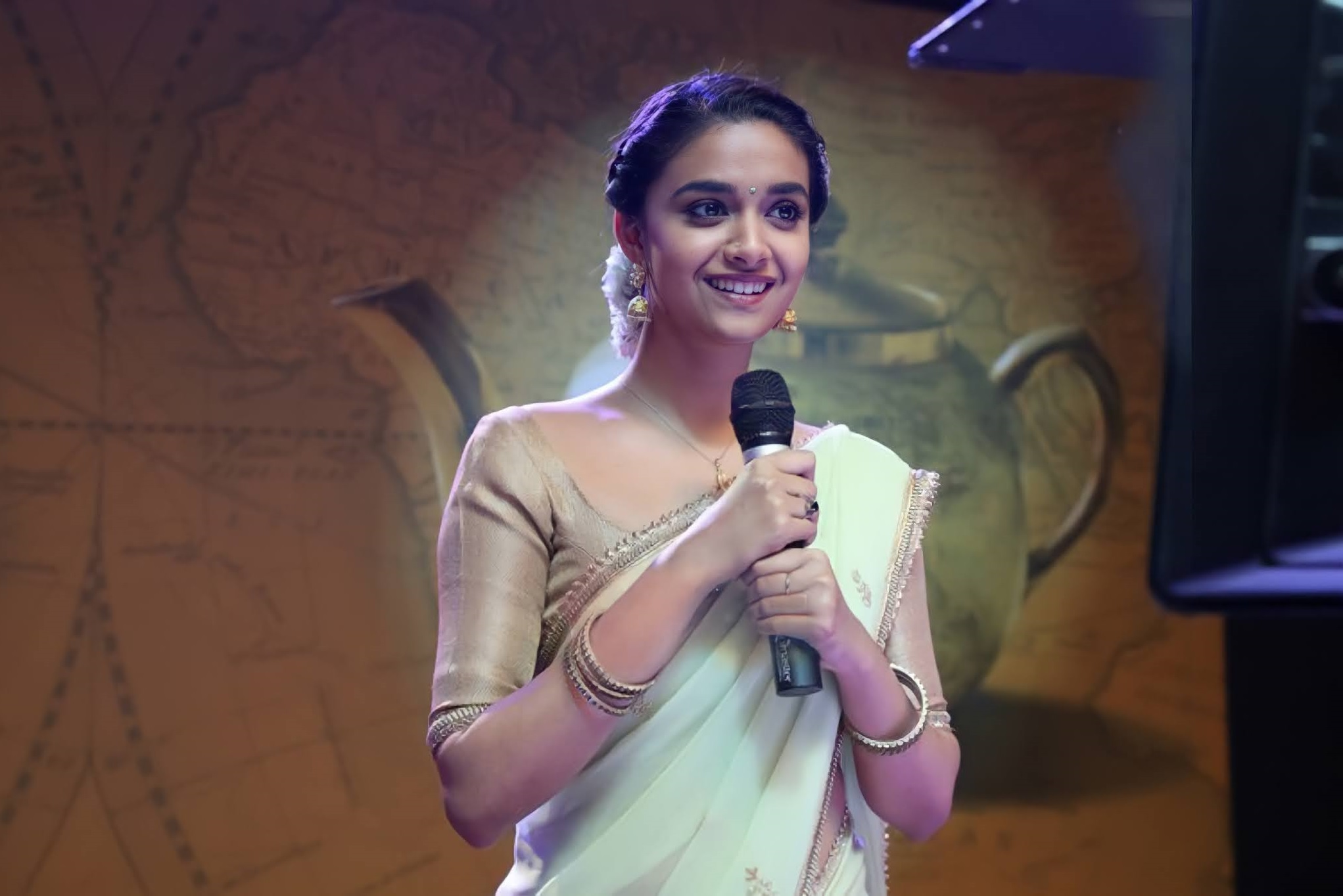 Keerthy Suresh Awesome Pretty Looks New HD Stills from Miss India 3