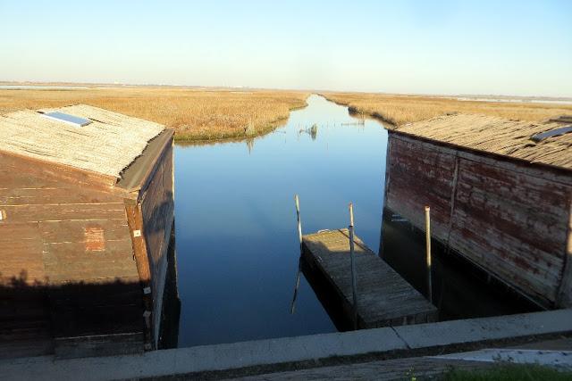percorsi laguna venezia