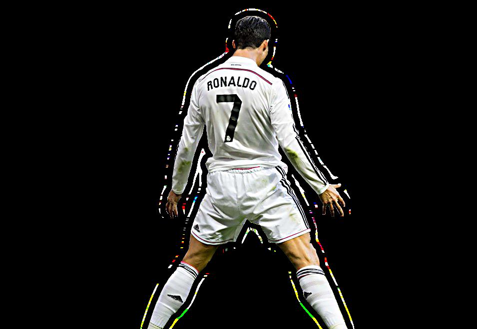 Ronaldo Chop Soccer Tutorial - YouTube