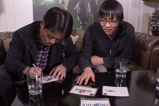desarrolladores Final Fantasy 7 Remake