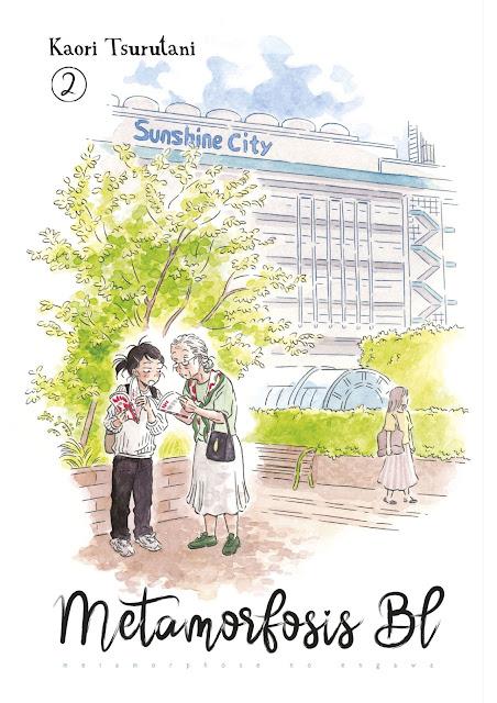 Review del manga Metamorfosis BL Vol.2 de Kaori Tsurutani - Norma Editorial