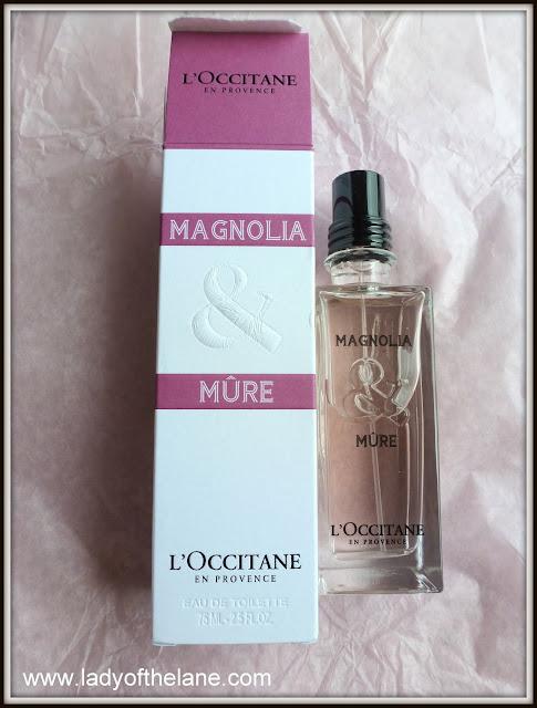 L'Occitane Magnolia & Mure Eau de Toilette