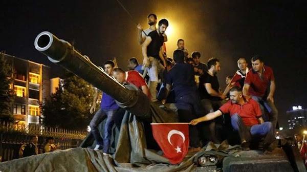 Nordic Monitor: «Στημένο» το πραξικόπημα του 2016 στην Τουρκία!