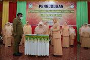 Dikukuhkan Oleh Ny Safrida Yuliani Taqwallah, Ini Nama-Nama Pengurus Dharma Wanita Aceh Besar