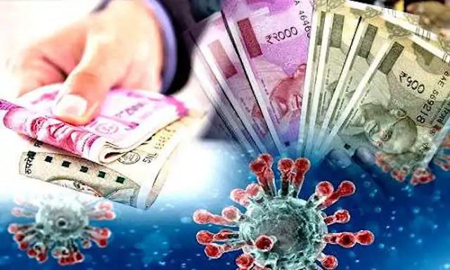 जानिए कोरोना वायरस बैंक नोट और मास्क पर कितने दिनों तक जिंदा रह सकता है?