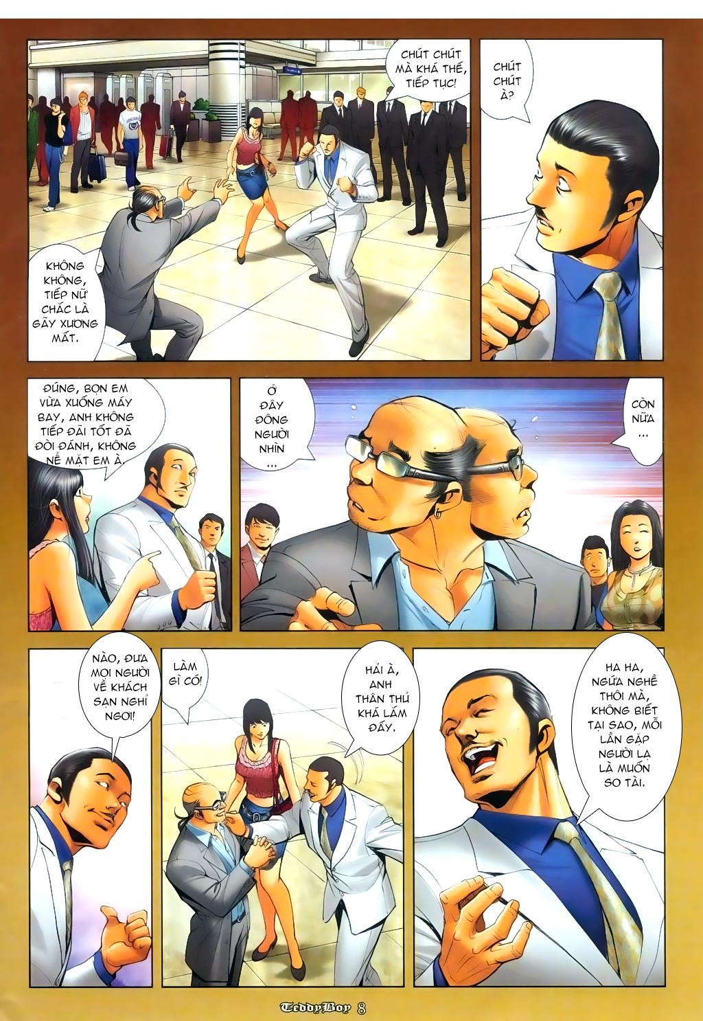 Người Trong Giang Hồ Chap 1095 - Truyen.Chap.VN