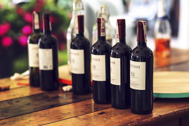 Minum Anggur Berkualitas di Canggu