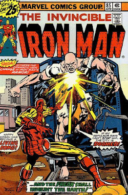 Iron Man #85, the Freak