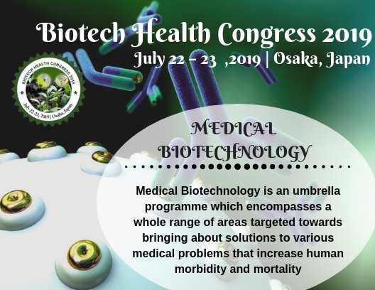 2nd International Convention on Biotechnology and Health Care 2019