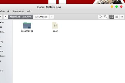 Cara Install dan Penggunaan Mi Flash Tool Xiaomi Di Linux