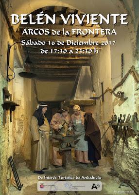 Belén Viviente 2017 - Arcos de la Frontera - Diego García Silva