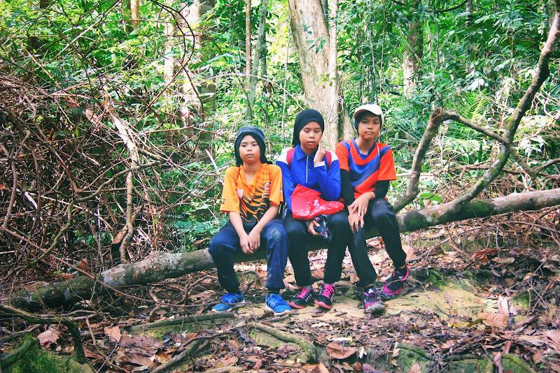 Trek mendaki Gunung Angsi via Ulu Bendul 4