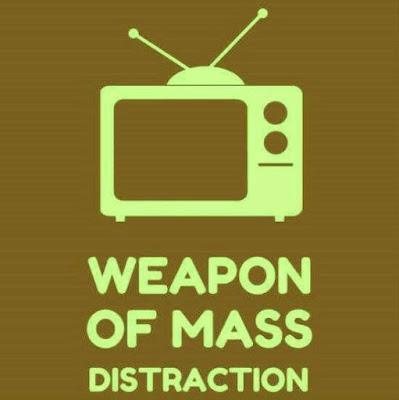 Meme de humor sobre la televisión
