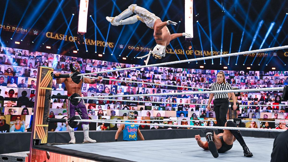 Lucha House Party pode estar perto de se separar na WWE