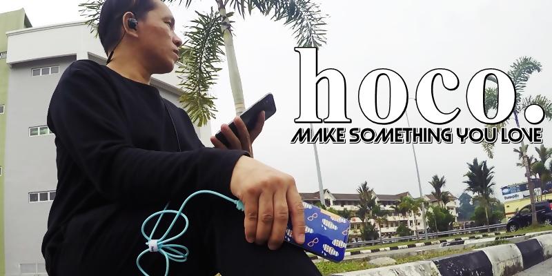 hoco, hoco.malaysia, Mobile Phone Accessory, Rawlins GLAM, RawlinsXTech,