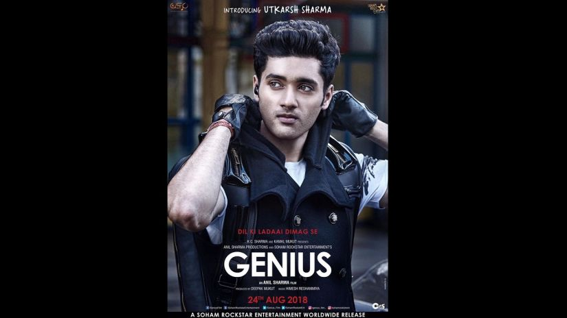 Genius Movie 2nd Day Box Office Collection Budget Profits Box