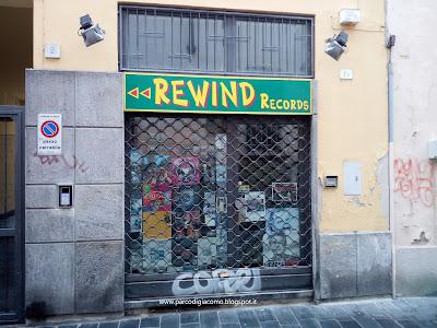 Rewind Pavia