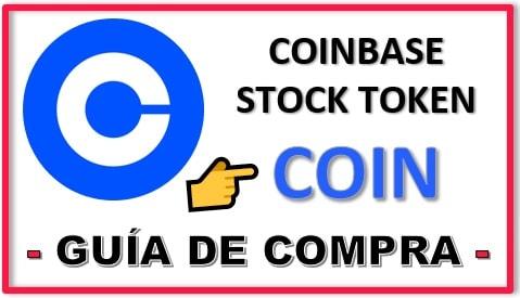 Cómo y Dónde Comprar COINBASE Stock Tokens (COIN) Tutorial