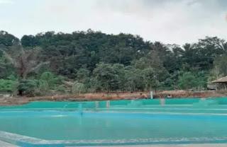 Air Panas Tiga Rasa