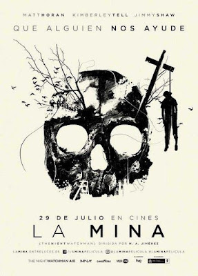 La Mina 2016 DVD R2 PAL Spanish