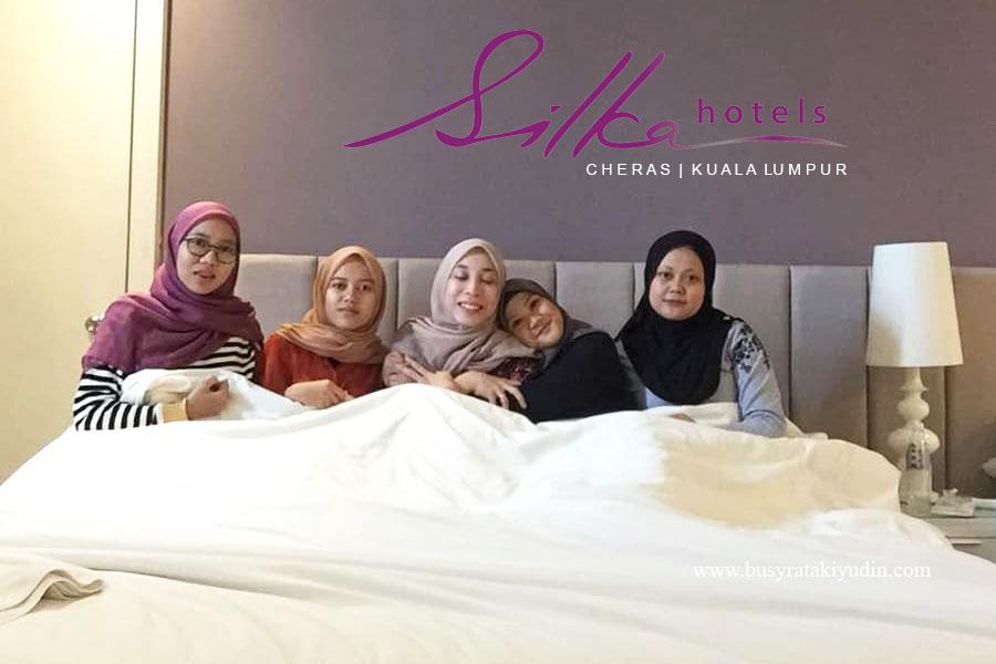 Staycation KL, Hotel Hard Rock Penang, Silka Hotel Kuala Lumpur, bercuti di KL, booking hotel di Traveloka,