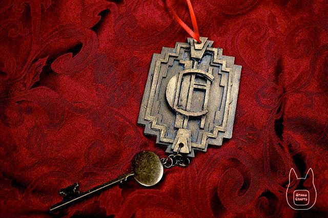 Otaku Crafts American Horror Story Hotel Cortez Room Key
