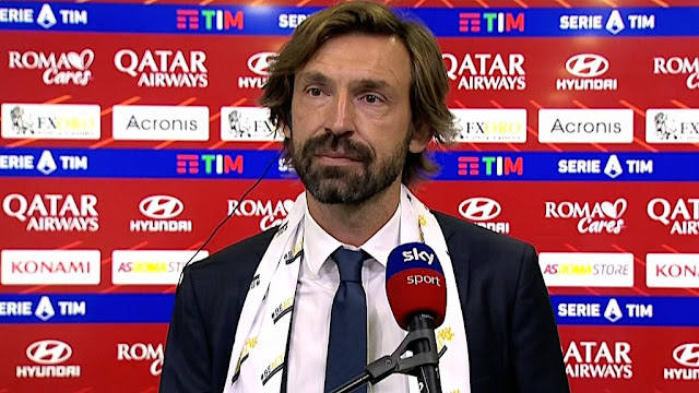 بيرلو عقب خسارة يوفنتوس أمام ميلان في الدوري الإيطالي: لن أستقيل