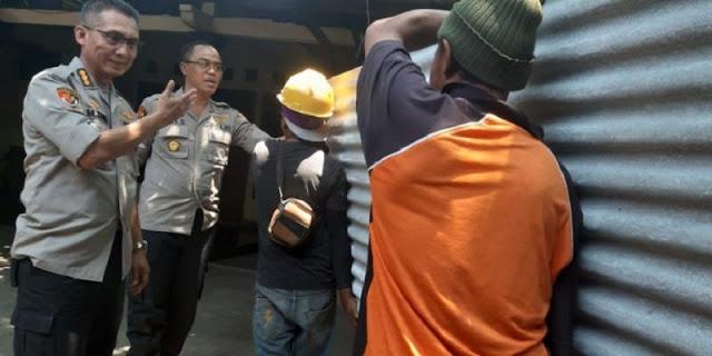 Polda Jateng Mulai Perbaiki 44 Rumah Akibat Ledakan Gudang Handak Di Mako Satbrimob Srondol