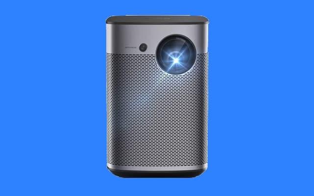 XGIMI Halo: proyector Full HD con Android TV 9.0 y autonomía de hasta 8 horas