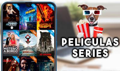 Otra Genial Aplicación Para ver Películas en Android. en esta Oportunidad es PelisHD