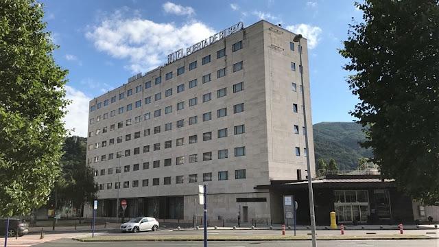 Hotel en Megapark con la nueva denominación Puerta de Bilbao