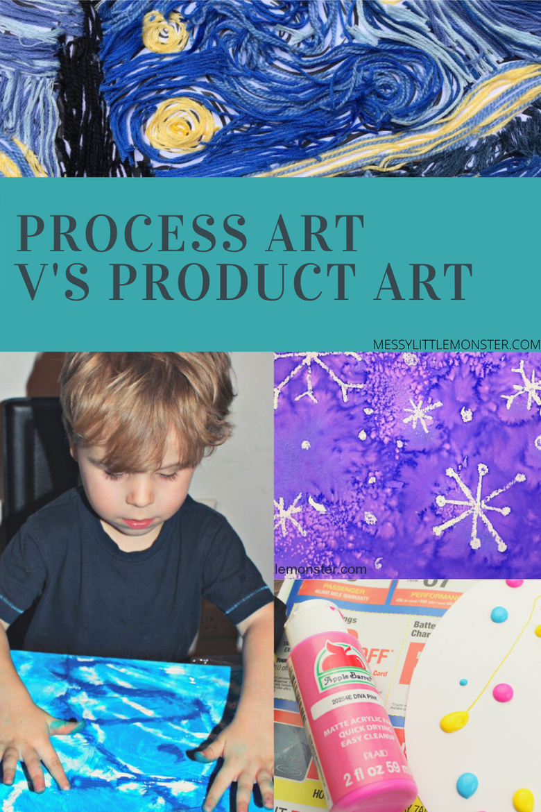 process art or product art