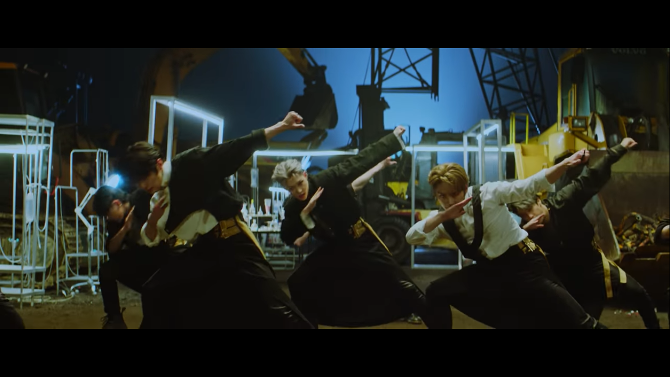 Stray Kids Shows Intense Choreography and Music in 'God's Menu' Teaser MV