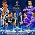 Jogos históricos entre Juventus e Real Madrid