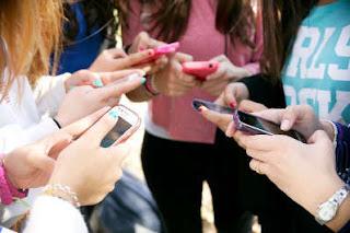 Adicción a móviles y tablets