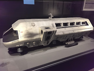 Moon rover vehicle prop from 2001: A Space Odyssey
