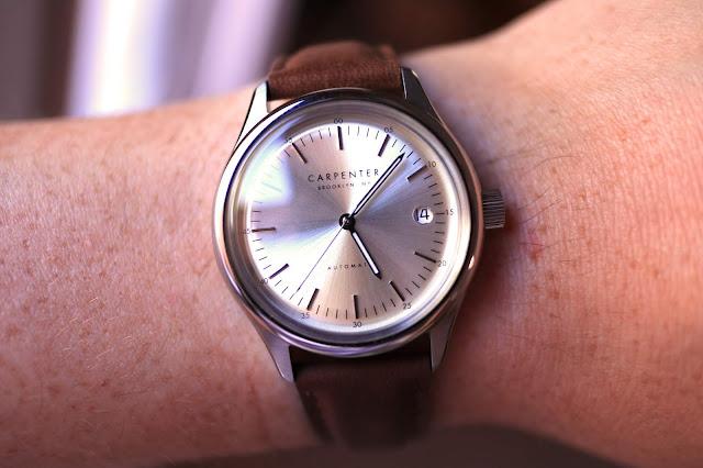 Carpenter Brooklyn Gent wrist