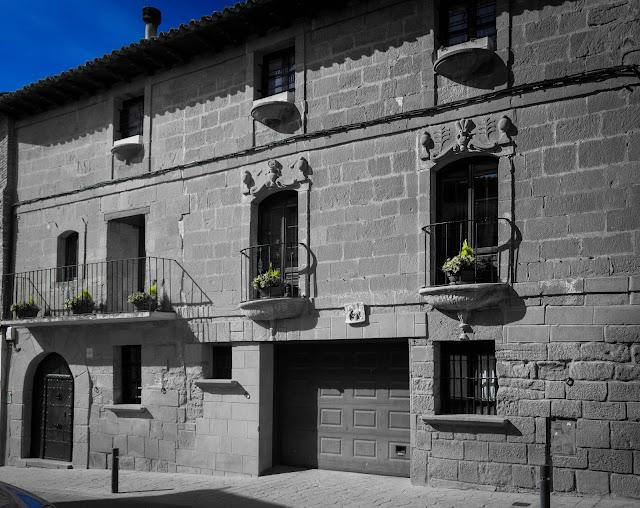 Aragón, Cinco Villas, Egea de los Caballeros, románico, Zaragoza,