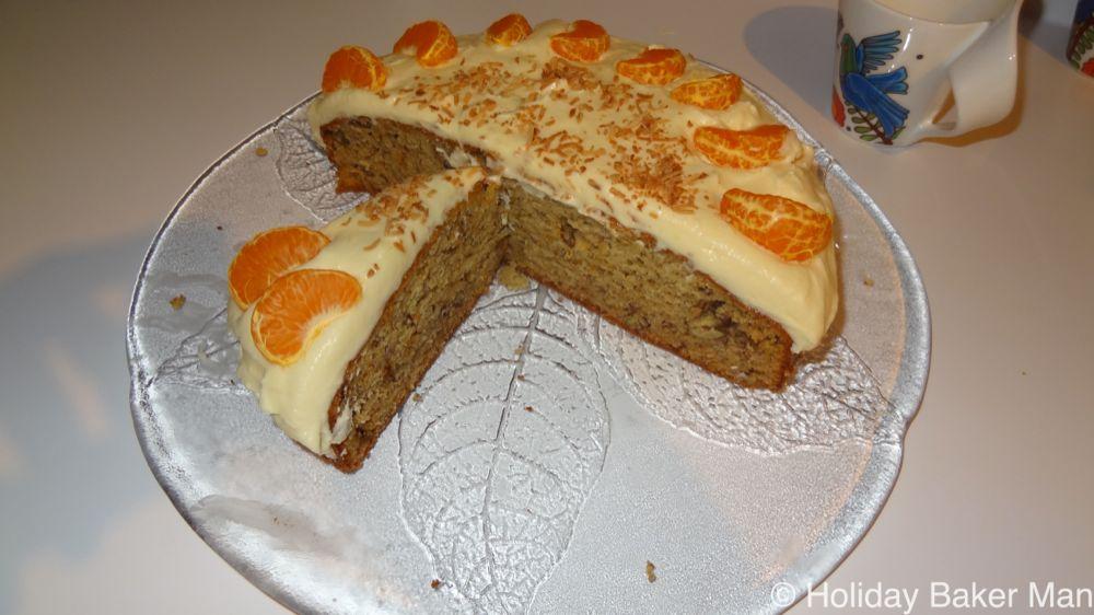 Inas Banana Cake