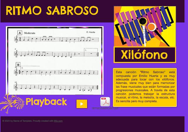 http://mariajesusmusica.wixsite.com/sabroso