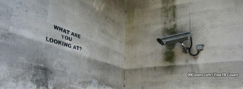 Funny CCTV Facebook timeline