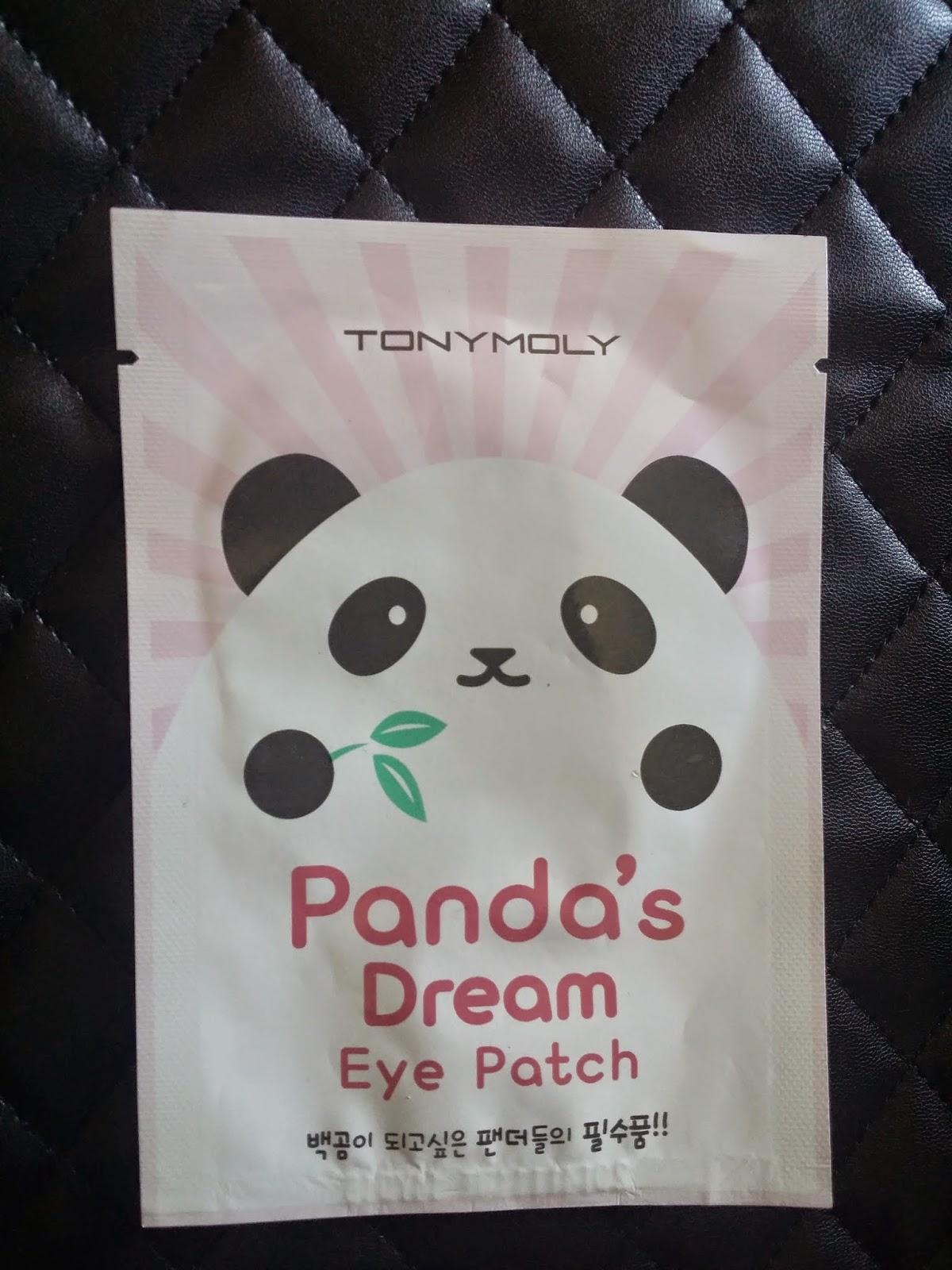tonymoly panda dream eye patch