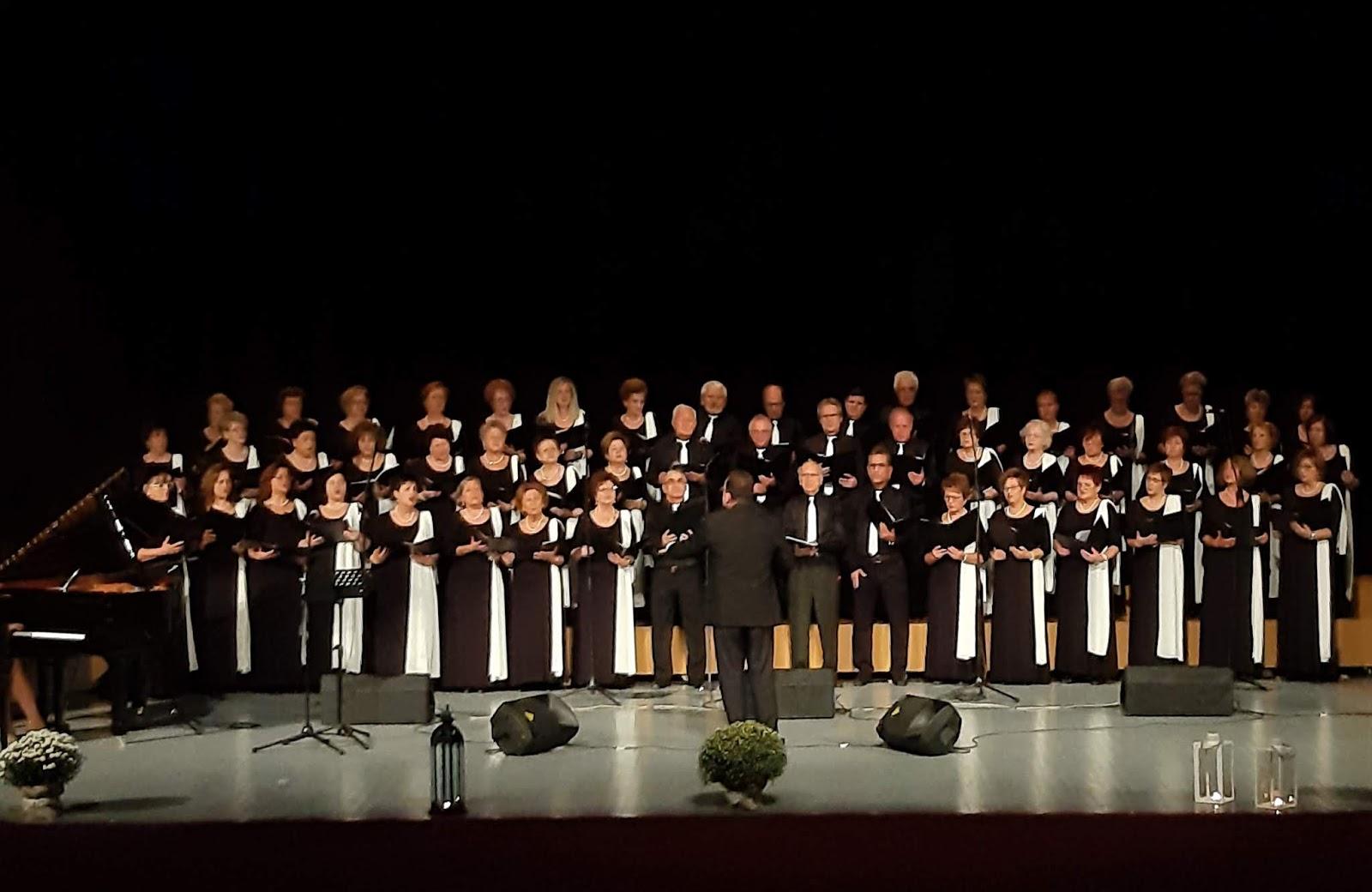 Στα Γιαννιτσά η χορωδία της Αντιδημαρχίας Κοινωνικής Πολιτικής Λάρισας «Η ΕΥΕΣΤΩ»