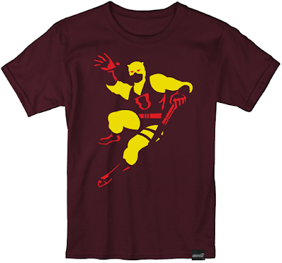 "Marvel ""Daredevil Minimal"" T-Shirt by Super7"