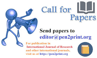 Call for Papers 2018 October Issue