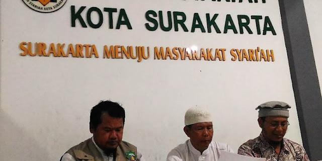 Dewan Syariah Kota Surakarta: Selama PPKM Pemerintah Harus Penuhi Kebutuhan Hidup